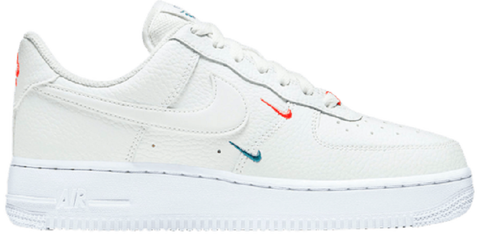giay nike wmns air force 1 07 essential summit white solar red ct1989 101