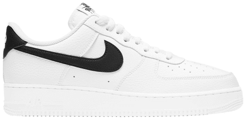 Nike Air Force 1 Low White Black CT2302-100