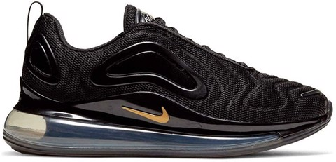 giay nike air max 720 black gold ct2548 001