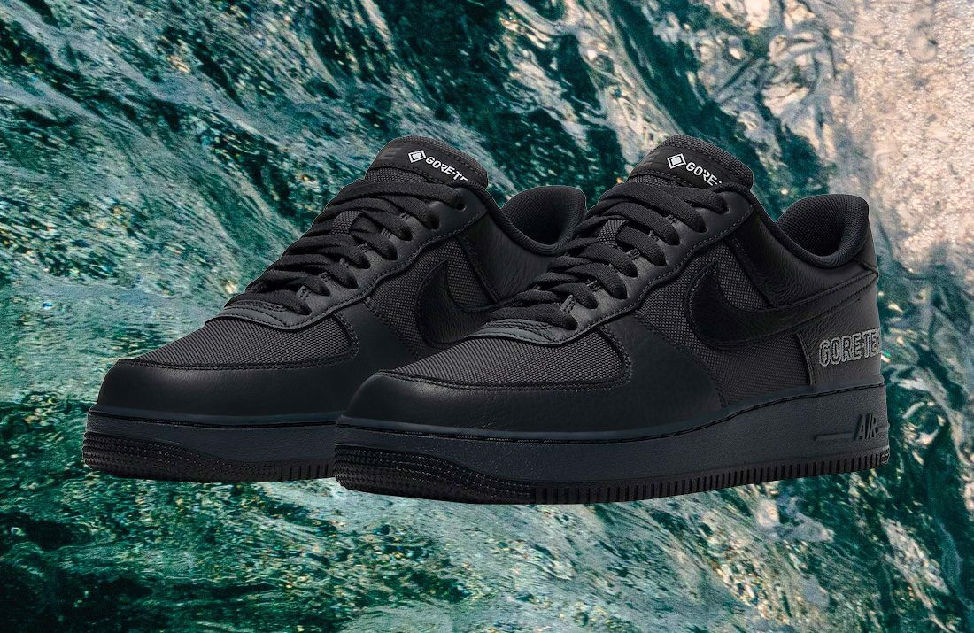 Nike Air Force 1 GTX 'Anthracite Grey' CT2858-001