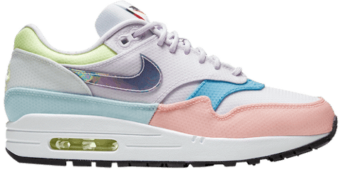 giay nike wmns air max 1 multi color cu4761 500