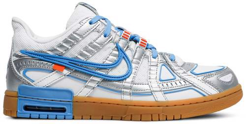 Off-White x Nike Air Rubber Dunk 'University Blue' CU6015-100