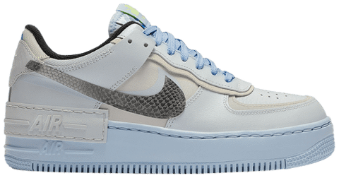 Nike Wmns Air Force 1 Shadow 'Snakeskin' CV3027-001