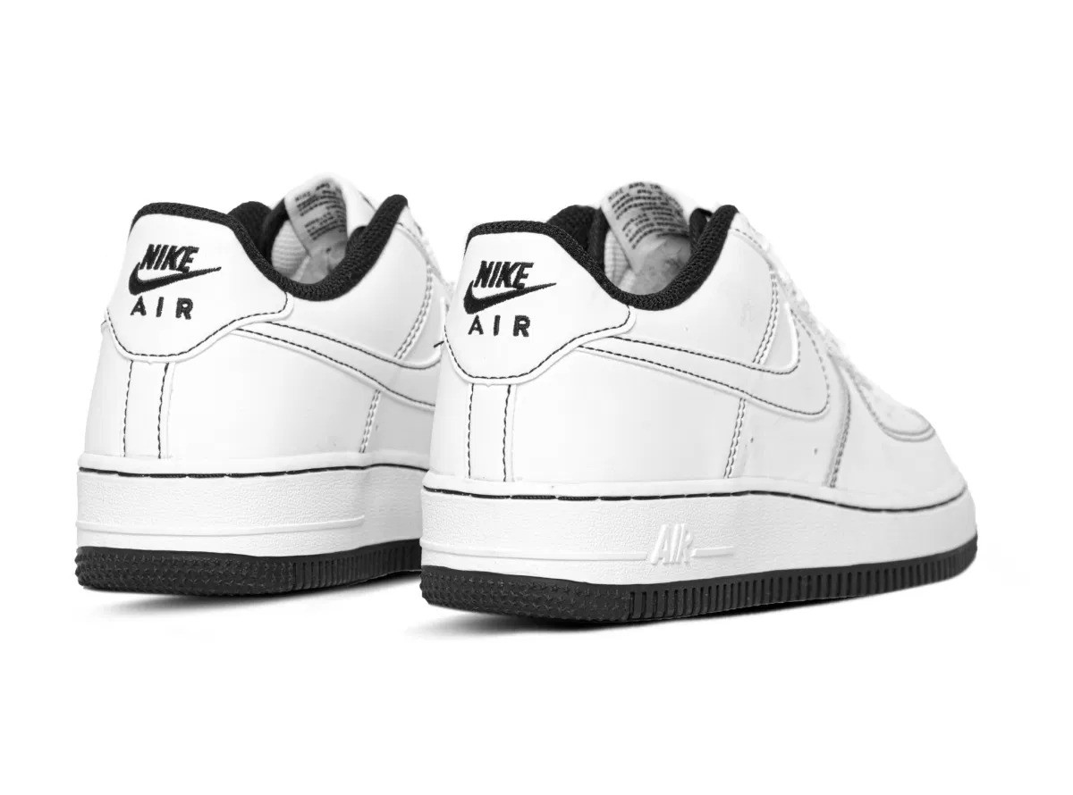 Nike Air Force 1 '07 Low 'Contrast Stitch White' CW1575-104