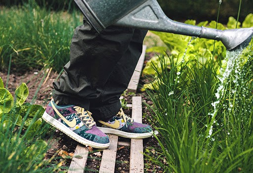 Nike Dunk Low 'Community Garden' CZ9747-900
