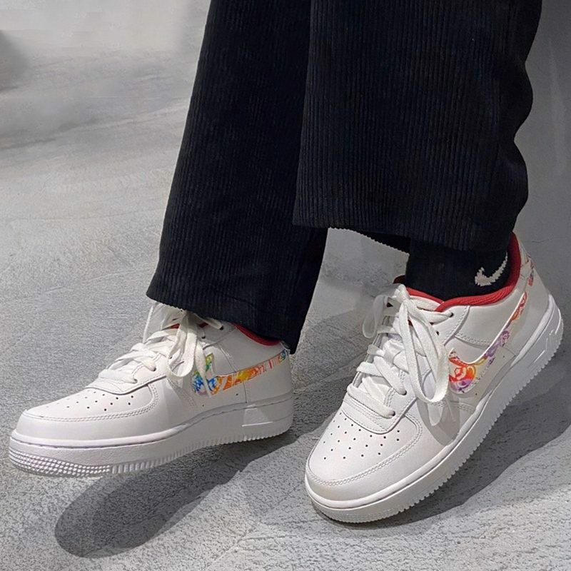 Nike Air Force 1 Chinese New Year 2020 (GS) CU2980-191