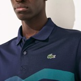 Áo Lacoste Polo SPORT Graphic Breathable Golf DH4761-51-XSP
