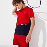 Áo Lacoste Polo Sport Pique Red DH8548-51-9WP