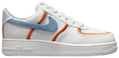 giay nike wmns air force 1 low sail denim swoosh dj4655 133