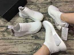 Adidas Wmns NMD_CS2 Primeknit 'White' BY3018