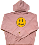 Áo Drew House Mascot Deconstructed Hoodie Dusty Rose DH-MADHDTR