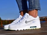 Nike Air Max 90 GS 'White' CZ5868-100