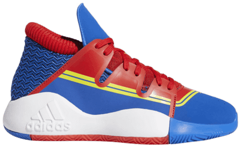 Adidas Marvel x Pro Vision J 'Heroes Among Us: Captain Marvel' EG2628