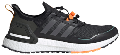giay adidas ultraboost winter rdy black signal orange eg9798