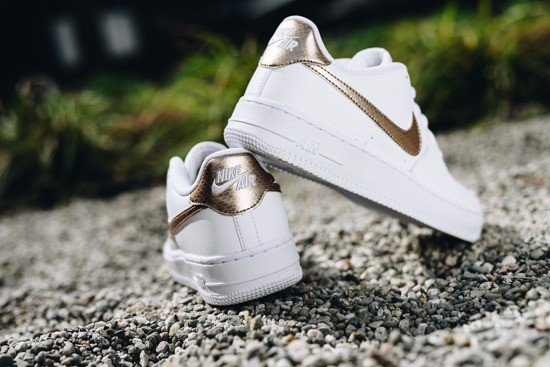 Nike AIR FORCE 1 EP 'WHITE BRONZE' AV5047-100