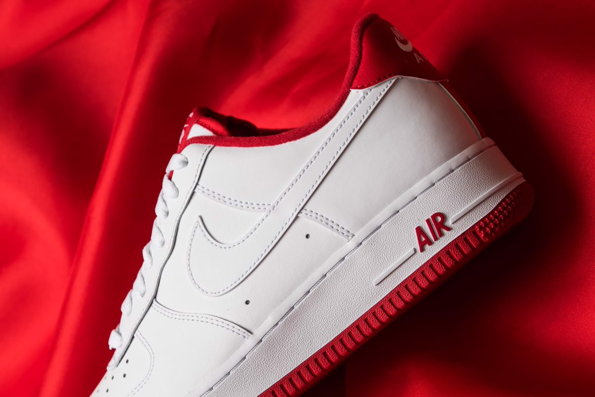 Nike Air Force 1 Low 'University Red' CD0884-101