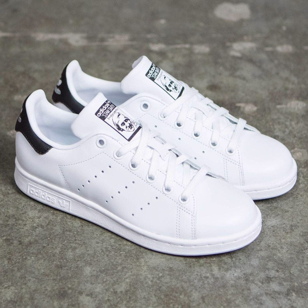 Adidas Wmns Stan Smith 'White Black' BY8965