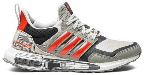 Adidas Star Wars x UltraBoost 'X-Wing Starfighter' FW0536
