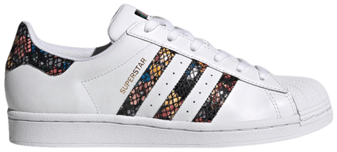giay adidas wmns superstar floral twist stripes fw3692