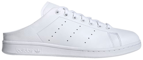 giay adidas stan smith slip on backless mule cloud white fx0532