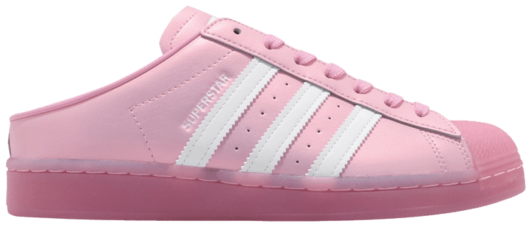 Adidas Superstar Mule 'True Pink' FX2756