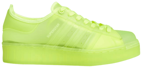 giay adidas superstar jelly solar yellow fx2987
