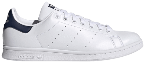 giay adidas stan smith white collegiate navy fx5501