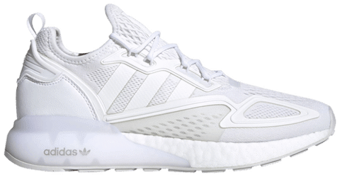 Adidas ZX 2K Boost 'Cloud White' FX8834