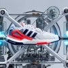 Adidas Day Jogger 'White Hot Coral' FY0237