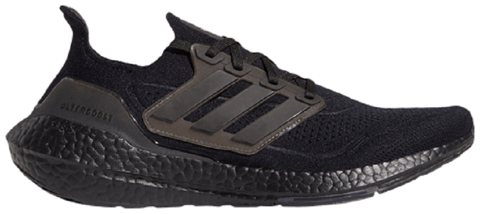 adidas ultraboost 21 triple black fy0306