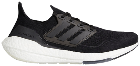 adidas ultraboost 21 core black fy0378