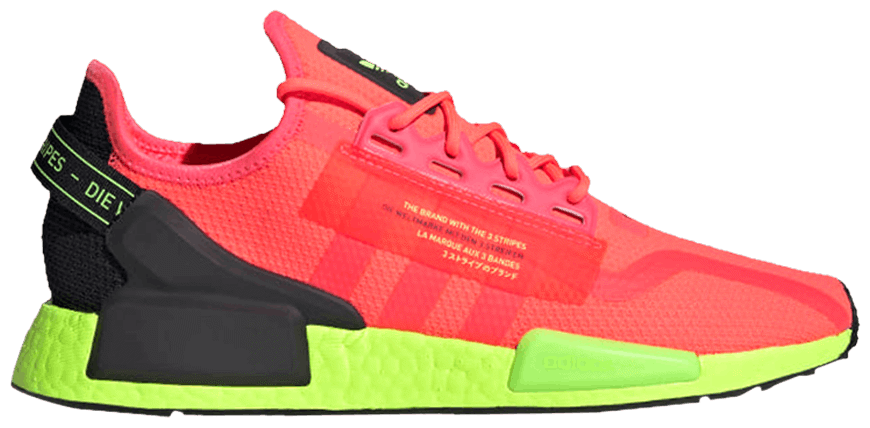 Adidas NMD_R1 V2 'Watermelon Pack-Signal Pink' FY5919