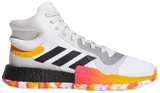 Adidas Marquee Boost 'White Black Active Gold' G26212
