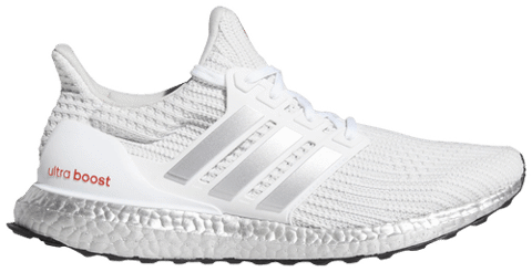 Adidas UltraBoost 4.0 DNA 'White Silver Metallic' G55461