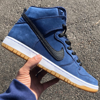 Giày Nike SB Dunk High Pro ISO SB Orange Label Midnight Navy CI2692-401