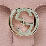 Túi Gucci Interlocking G Buckle Bag Pink 510302 CA00G 5806