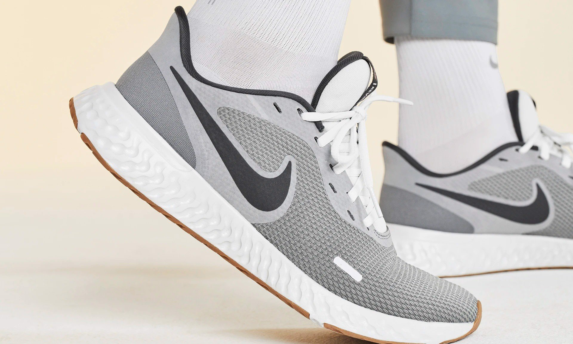 Nike Revolution 5 Smoke Grey BQ3204-008