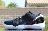 Giày Nike Air Jordan 11 Retro Low GS 'Infrared 23' 528896-023