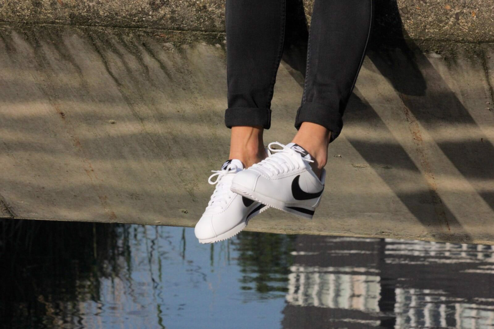 Nike Cortez Leather OG 'White Black' 904764-102