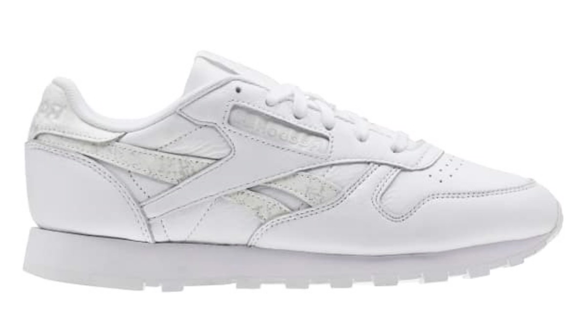 Reebok Classic Leather in weiss CN4021