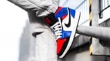 Nike Air Jordan 1 Mid 'Top 3' 554724-124