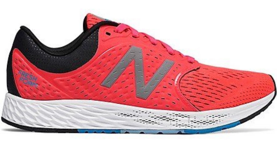 New Balance Fresh Foam Zante v4 'Orange' WZANTVC4