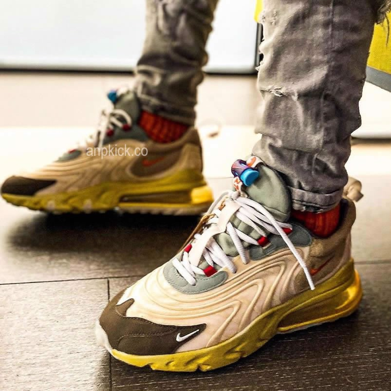 Travis Scott x Air Max 270 React ENG 'Cactus Trails' CT2864-200