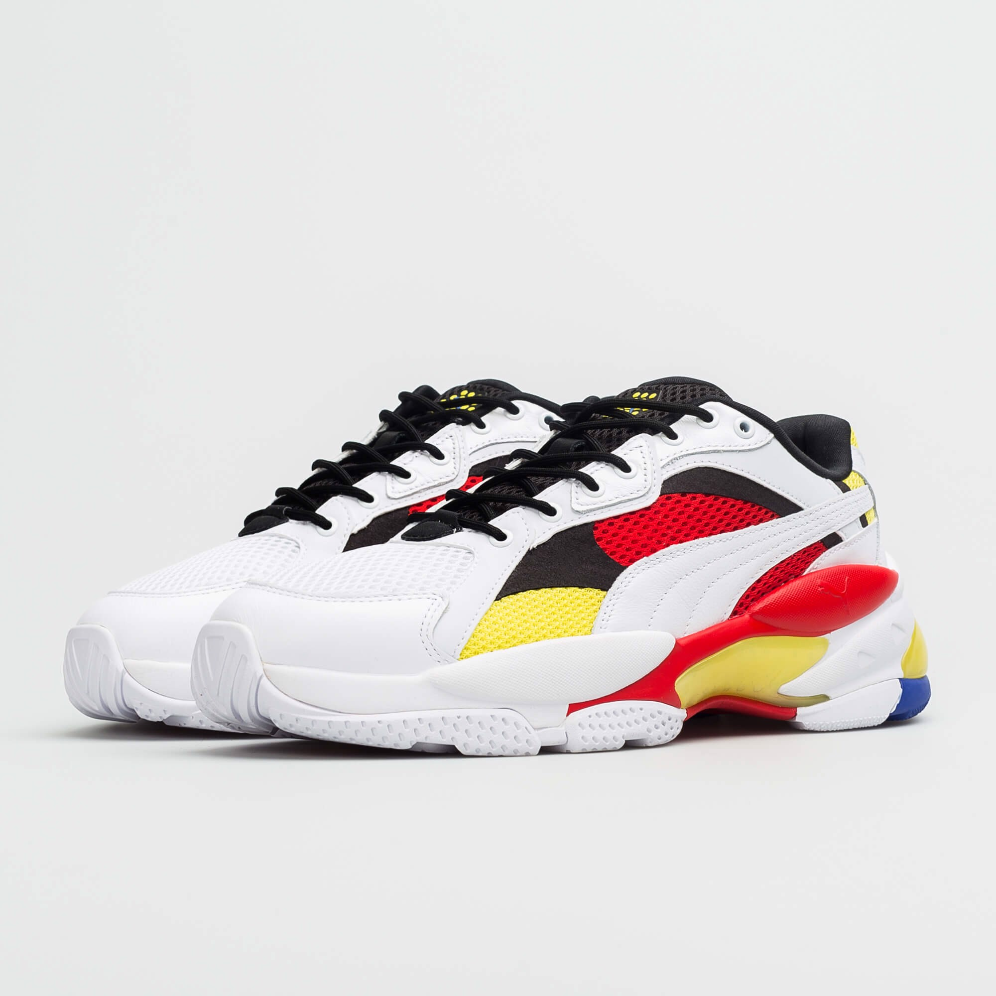 Puma LQDCELL Epsilon 'White High Risk Red' 371909-01