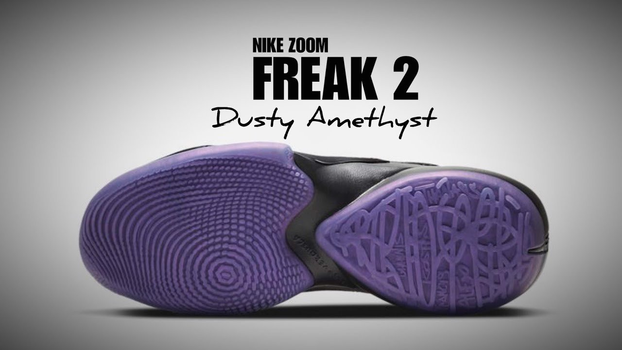 Giày Nike Zoom Freak 2 'Dusty Amethyst' CK5424-005