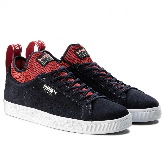 Puma Suede x Red Bulls Racing 306110-01