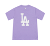 Áo MLB Logo LA Season 2021 Purple 31TS03131-07V