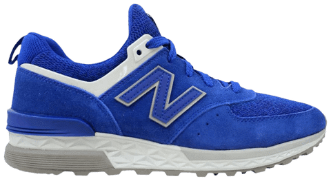 new balance 574 sport blue bell ms574cd