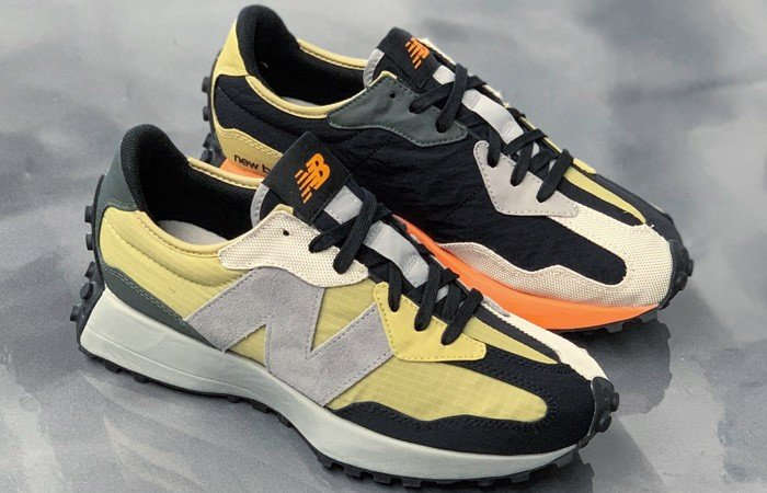 Giày New Balance 327 'Golden Poppy' MS327PB