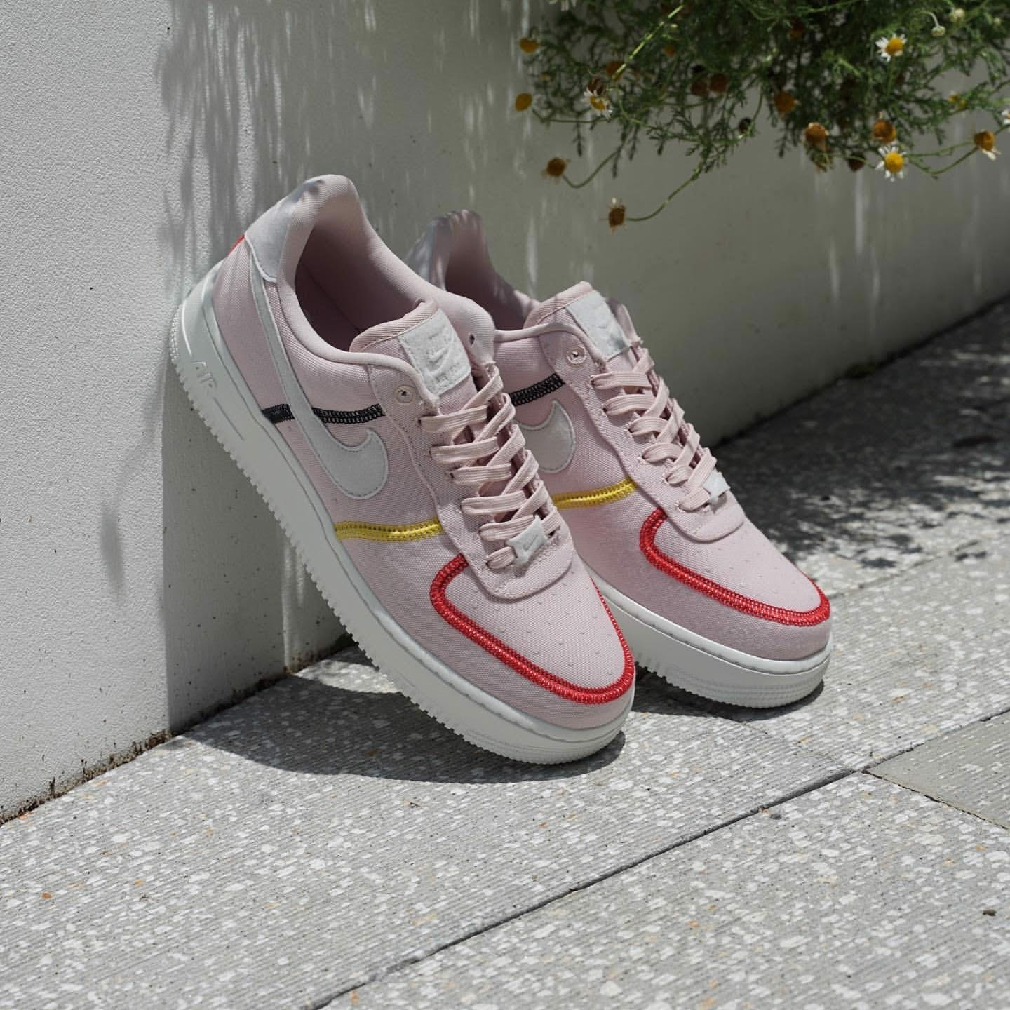 Nike Air Force 1 '07 LX Silt Red CK6572-600